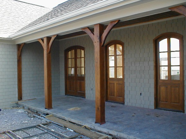 Top January With Tongue And Groove Porch Ceiling.