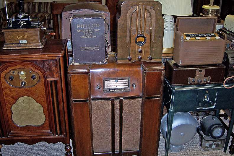 David S Other Hobby Antique Radios And Tvs